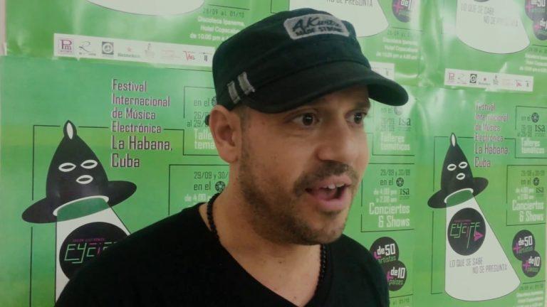 Festival Eyeife | Derek Turcios – Video Entrevista