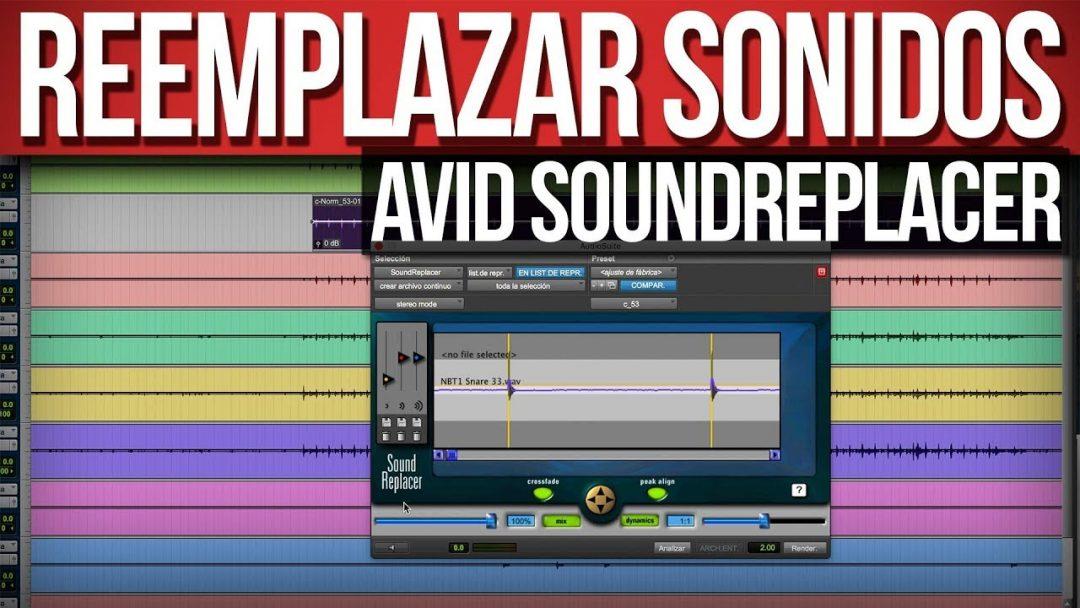 Reemplazar Sonidos de una Toma en Pro Tools