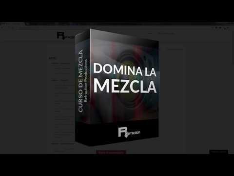 """Curso de mezcla online - """"Domina la Mezcla"""""""
