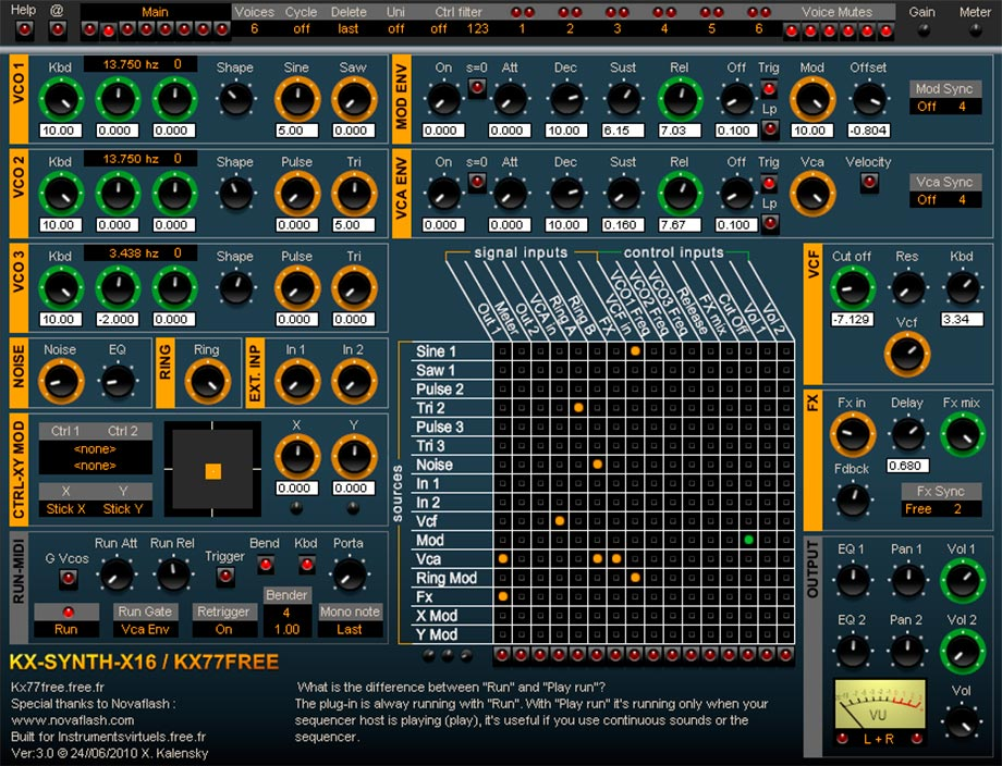 KX77 FREE Plugins VSTi-VST WINDOWS