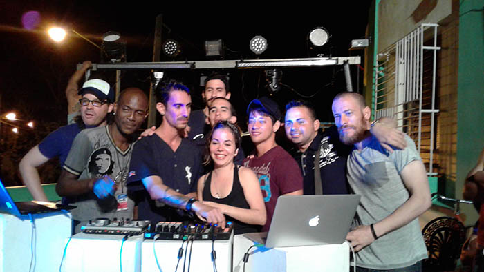 Concluded in Camagüey 32 Beat Electronic Music